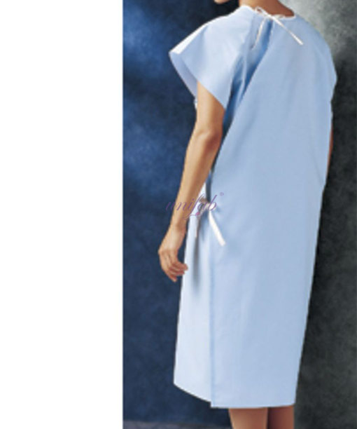 Patient Gown – Hotel Uniforms Hospital and Medical Uniforms ...